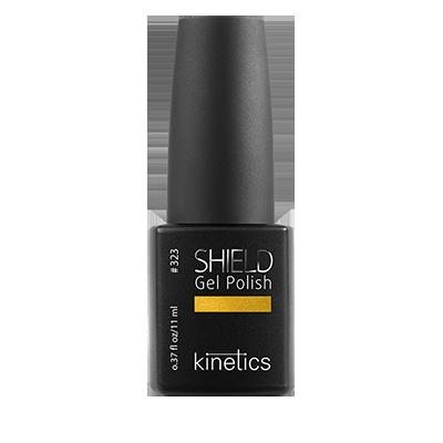 KINETICS 323S гель-лак для ногтей / SHIELD TRUE Beauty 11 мл