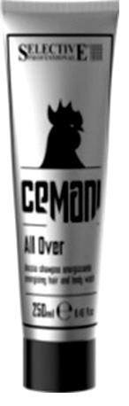 SELECTIVE PROFESSIONAL Шампунь-гель освежающий для душа / All Over 250 мл selective professional шампунь every day для ежедневного применения 250 мл