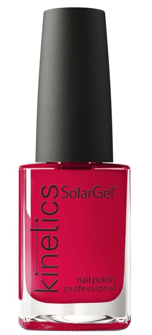 Купить KINETICS 465 лак профессиональный для ногтей / SolarGel Polish Guiltless 15 мл, Красные
