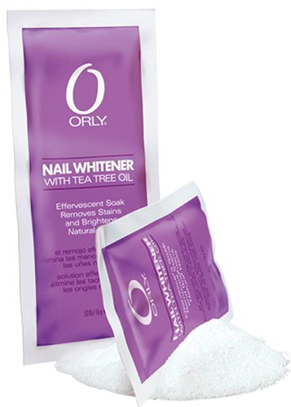 ORLY Отбеливатель с маслом чайного дерева для ногтей / Nail Whitener 2*15 г - Отбеливающие средства