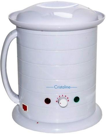 CRISTALINE Разогреватель воска и парафина WH800 (на 800гр)Нагреватели парафина<br>Нагреватель Cristaline, модель WH-800. Универсальный прибор для нагревания емкостей объемом 800 мл. Укомплектован стаканчиком для разогрева парафина и гранулированного воска и удобным держателем. Мощность 80 Вт , Напряжение АС 220В, 50 Гц<br>
