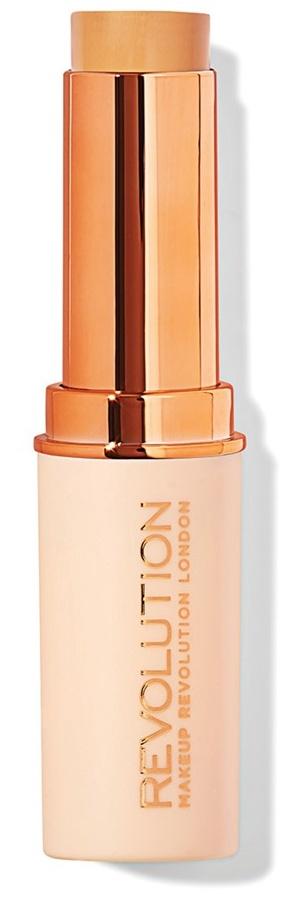 Makeup revolution основа тональная для лица f8 / fast base stick foundation