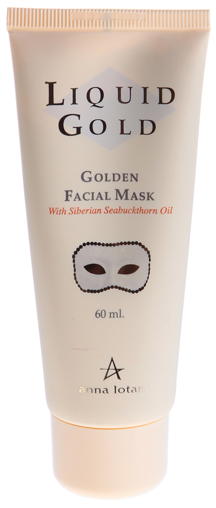 ANNA LOTAN Маска Золотая / Golden Facial Mask LIQUID GOLD 60мл