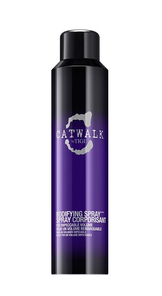 TIGI Спрей уплотняющий для придания объема волосам / CATWALK Bodifying Spray 240 мл -  Спреи