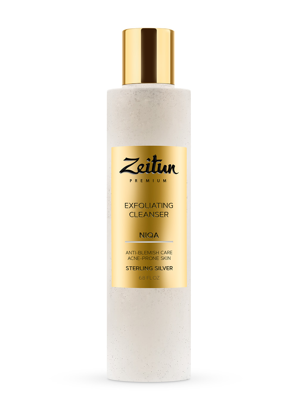 Купить ZEITUN Гель-скраб глубоко очищающий для умывания для проблемной кожи / Niqa 200 мл