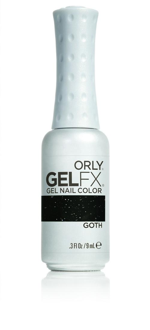 ORLY Гель-лак 637 Goth / GEL FX 9мл
