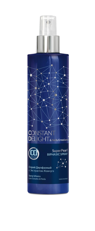 Купить CONSTANT DELIGHT Спрей для волос двухфазный с экстрактом жемчуга / Super Pearl CD & Nelly Ermolaeva 250 мл
