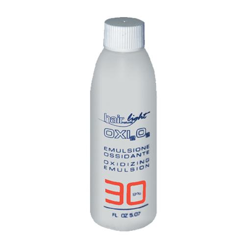 HAIR COMPANY Эмульсия окисляющая 9% / Emulsione Ossidante HAIR LIGHT 150млОкислители<br>Окисляющая эмульсия разработана специально для красителя Hair Light Crema Colorante и осветляющего порошка Hair Light Polvere Decolorante. Содержит активные ухаживающие компоненты, максимально защищающие во время процесса окрашивания и осветления волос. Гарантирует получение однородных, легконаносимых смесей. Выпускается в пяти концентрациях : 1,5% - тон в тон или темнее; 3% - окрашивание тон в тон или темнее; 6% - осветление на один тон, тон в тон, для 100% покрытия седины; 9% - осветление на 2-3 тона, идеален для светлых и супер светлых тонов; 12% - осветление на 3-4 тона, идеален для светлых и супер светлых тонов.<br><br>Объем: 150<br>Содержание кислоты: 9%<br>Вид средства для волос: Осветляющая