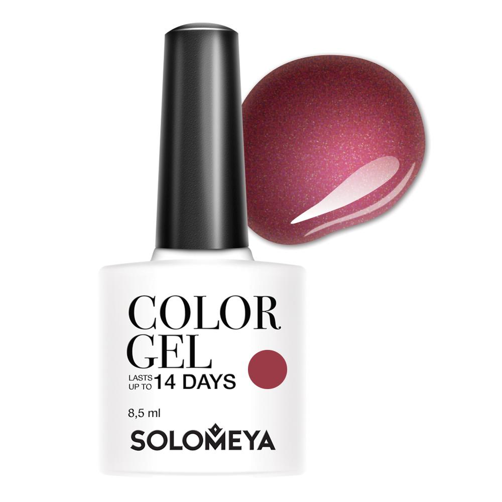SOLOMEYA Гель-лак для ногтей SCG111 Катарина / Color Gel Catarina 8,5 мл