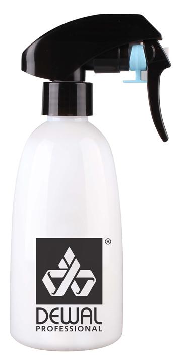 DEWAL PROFESSIONAL Распылитель пластиковый, с металлическим шариком, белый 250 мл