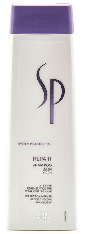 WELLA SP Шампунь восстанавливающий / Repair Shampoo 250 мл wella sp восстанавливающий шампунь repair shampoo 250 мл