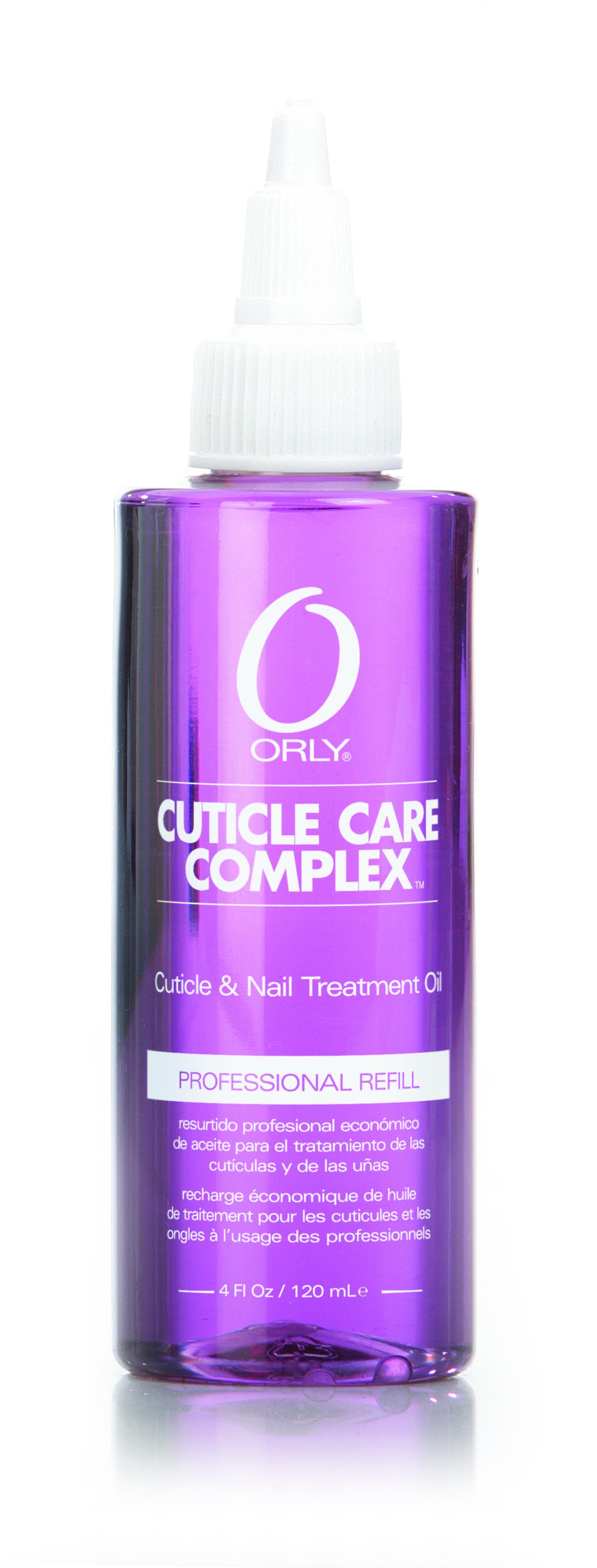 ORLY Масло по уходу за кутикулой / Cuticle Care Complex 120мл
