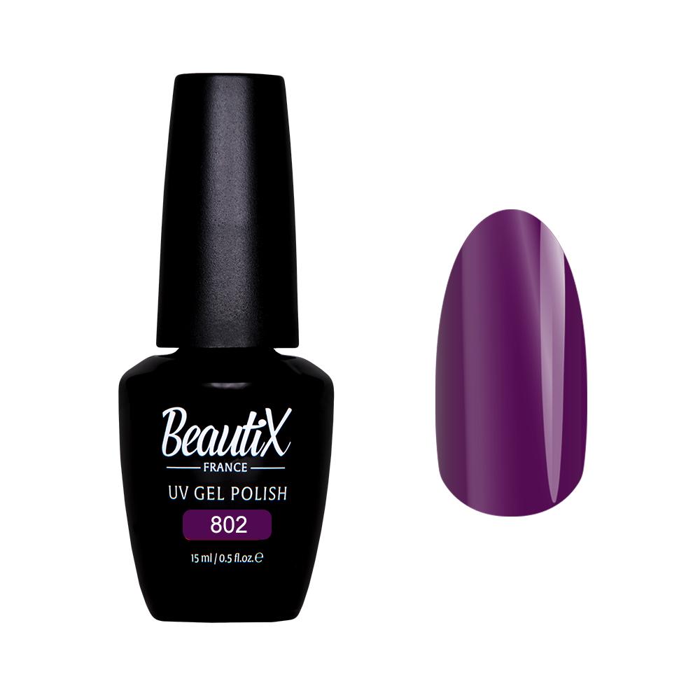 BEAUTIX 802 гель лак для ногтей 15 мл фото