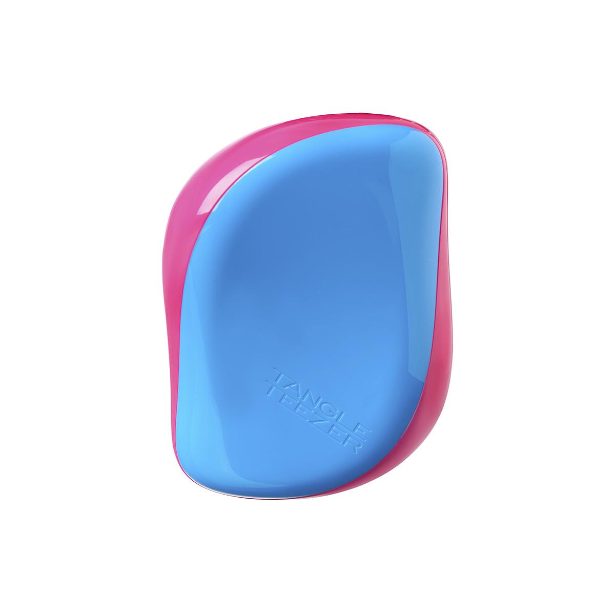 TANGLE TEEZER Расческа для волос / Compact Styler Bright расческа tangle teezer compact styler hello kitty pink 1 шт