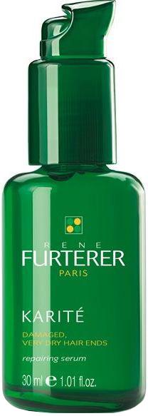 RENE FURTERER Сыворотка восстанавливающая для поврежденных кончиков волос / Karite 30мл