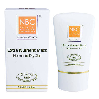 NBC Haviva Rivkin ����� ����������� / Extra Nutrient Mask 50��
