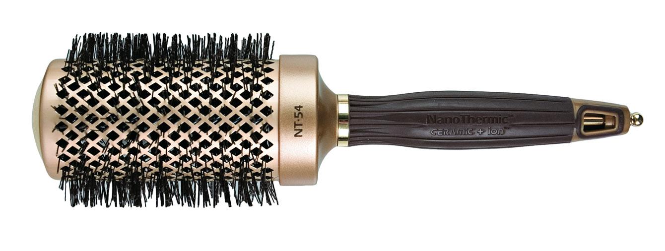 OLIVIA GARDEN Термобрашинг Nano Thermic / Olivia Garden 54 мм -  Термобрашинги