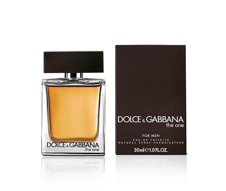 Купить DOLCE&GABBANA Вода туалетная мужская Dolce&Gabbana The One For Men 30 мл