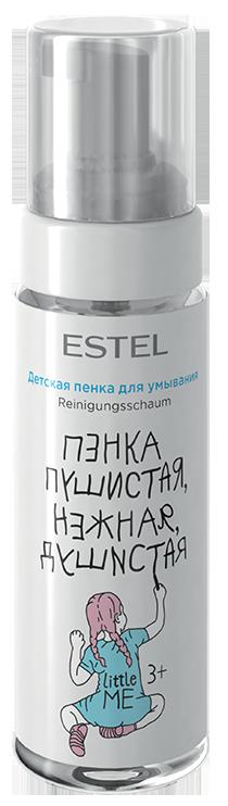 ESTEL PROFESSIONAL Пенка детская для умывания / LITTLE ME 150 мл - Пенки