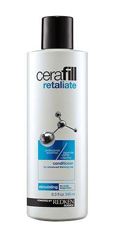REDKEN Кондиционер для поддержания плотности сильно истонченных волос / Cerafill 245млКондиционеры<br>Кондиционер - для сильно истонченных волос со стимулирующим ментолом и уникальной легкой текстурой крем-геля. Содержит в себе керамиды, укрепляющие волосы, и SP-94, питающий и поддерживающий здоровую среду кожи головы для улучшения состояния при истончении волос. Способ применения: после применения шампуня нанести на волосы массажными движениями, тщательно смыть. При попадании в глаза немедленно промыть водой.<br>