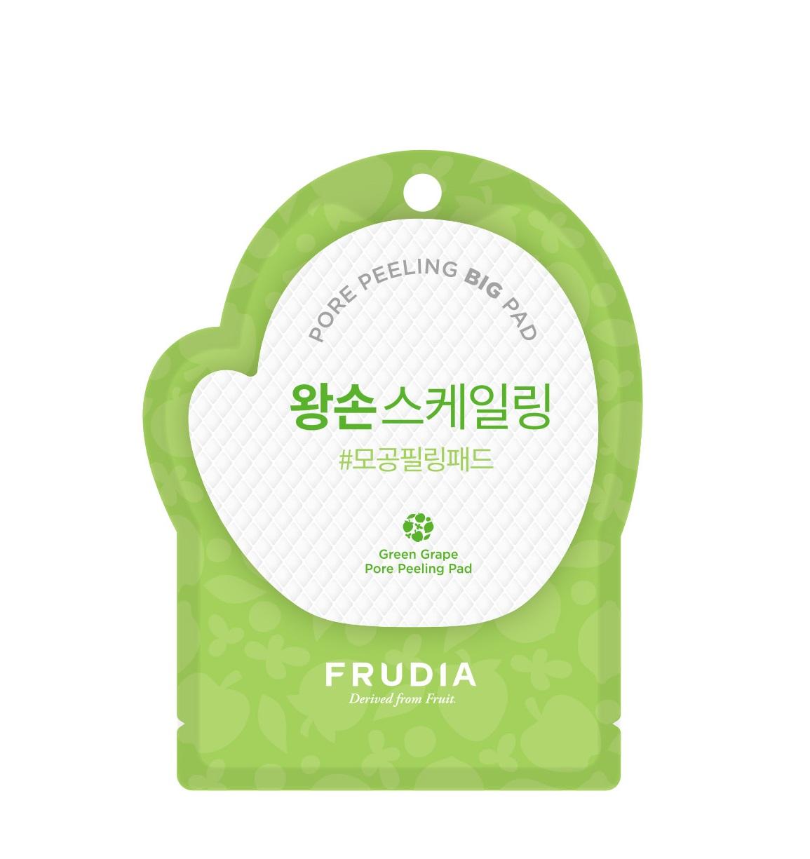 Купить FRUDIA Диск отшелушивающий с зеленым виноградом, в индивидуальной упаковке 3 мл
