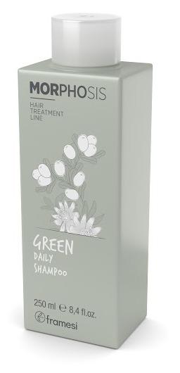 Купить FRAMESI Био-шампунь для ежедневного применения / GREEN DAILY SHAMPOO 250 мл