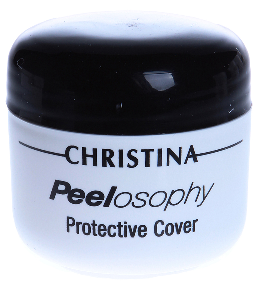 CHRISTINA Крем тональный (шаг 8) / Protective Cover Cream PEELOSOPHY 20мл