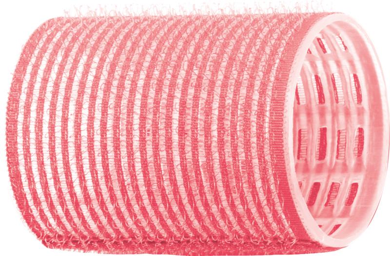 Dewal professional бигуди-липучки розовые