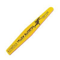Пилка профессиональная, высокая износостойкость 150/150 / Yellow Aligator, KINETICS