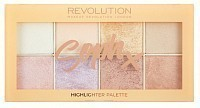 Хайлайтер для лица / Soph Highlighter Palette, MAKEUP REVOLUTION