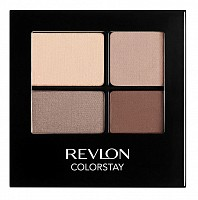Тени четырехцветные для век 500 / Colorstay Eye 16 Hour Eye Shadow Quad Addictive 5 г, REVLON