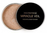 Пудра бесцветная для лица / Miracle Veil Radiant Loose Powder 44 г, MAX FACTOR