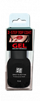 2-step Salon Gel Formula G2 top coat /  2-step Salon Gel Formula 12мл, BRIGITTE BOTTIER