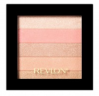 Палетка хайлайтеров для лица 020 / Highlighting Palette Rose glow, REVLON