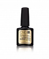 Покрытие верхнее / Duraforce Top Coat SHELLAC 7,3 мл, CND