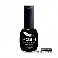 Покрытие верхнее / Top Strong SENDVICH GEL UV/LED 12 мл, POSH