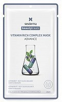 Маска для сияния кожи / BEAUTY TREATS Vitamin rich complex mask 25 мл, SESDERMA