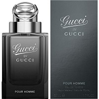Вода туалетная мужская Gucci By Gucci Pour Homme 50 мл, GUCCI