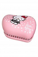 Расческа для волос / Compact Styler Hello Kitty Pink, TANGLE TEEZER