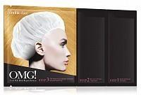Комплекс масок трехкомпонентный Реанимация волос / SPA 34 г, DOUBLE DARE OMG!