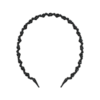 Ободок для волос / HAIRHALO True Dark Sparkle, INVISIBOBBLE