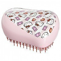 Расческа для волос / Compact Styler Hello Kitty Candy Stripes, TANGLE TEEZER
