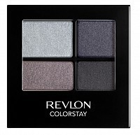 Тени четырехцветные для век 525 / Colorstay Eye 16 Hour Eye Shadow Quad Siren, REVLON