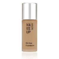 Крем тональный матовый для нормальной и жирной кожи, 21 светлый мокка / Oil-free Foundation, MAKE UP FACTORY