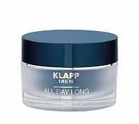 Крем-гидро 24 часа для лица / MEN All Day Long Hydro Cream 24h 15 мл, KLAPP