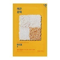Маска тканевая против пигментации Пьюр Эссенс, рис / Pure Essence Mask Sheet Rice 20 мл, HOLIKA HOLIKA