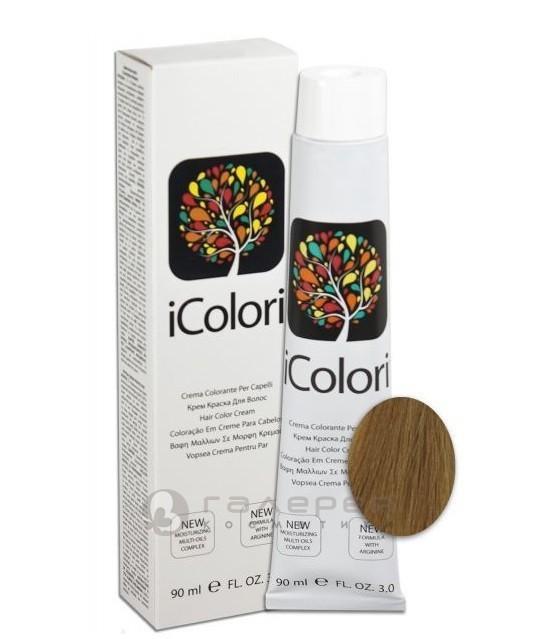Kaypro 83 краска для волос светло русый золотистый Icolori 90 мл