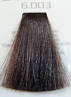 6.003 краска для волос / HAIR LIGHT CREMA COLORANTE 100 мл, HAIR COMPANY