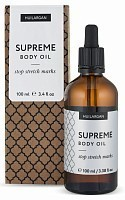 Масло против растяжек / SUPREME  BODY OIL stop stretch marks 100 мл, HUILARGAN