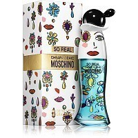 Вода туалетная женская Moschino So Real Cheap and Chic, спрей 30 мл, MOSCHINO